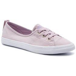 Tenisówki CONVERSE - Ctas Ballet Lace Slip 564314C Plum Chalk/Washed Lilac