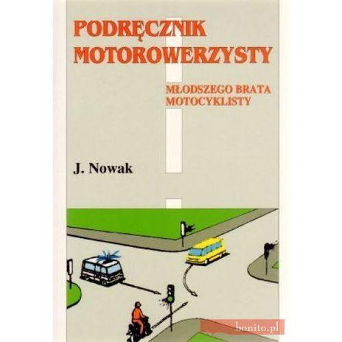 Biblioteka motoryzacji, Podręcznik motorowerzysty (opr. broszurowa)
