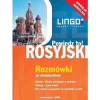 E-booki, Rosyjski. Rozmówki ze słowniczkiem. Wersja mobilna - Mirosław Zybert