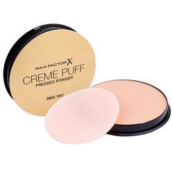 Max Factor Creme Puff puder do wszystkich rodzajów skóry odcień 85 Light n Gay (Powder) 21 g