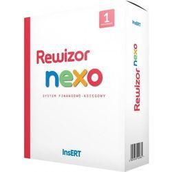 Insert Rewizor nexo wersja rozszerzenie +1 stanowisko