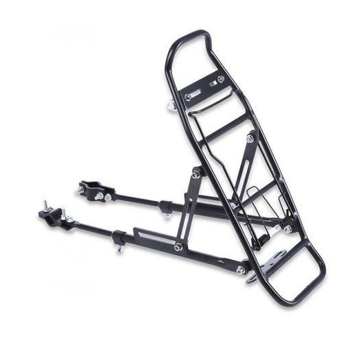 "Bagażniki rowerowe, Bagażnik tylny aluminiowy regulowany 24""-28"""