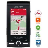 Liczniki rowerowe, Licznik SIGMA ROX 12.0 GPS Basic szary