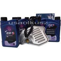 Oleje przekładniowe, Filtr oraz olej ELF G3 automatycznej skrzyni biegów Ford Mustang 1996-2004