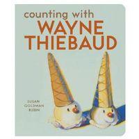 Książki do nauki języka, Counting with Wayne Thiebaud (opr. twarda)