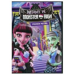 Witamy w monster high dvd