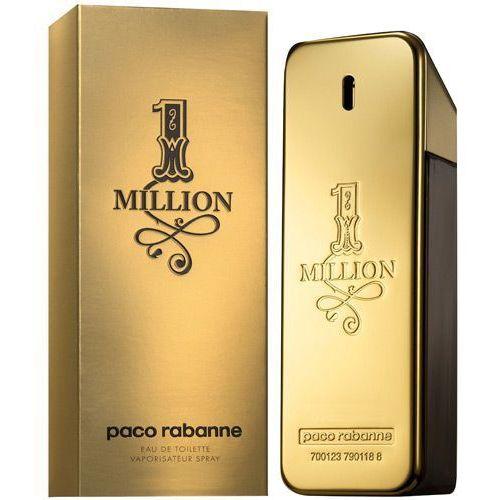 Wody toaletowe męskie, Paco Rabanne 1 Million Men 100ml EdT