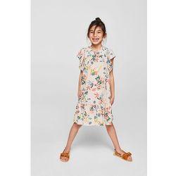 Mango Kids - Sukienka dziecięca Marieta 110-164 cm