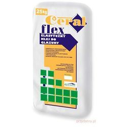 Klej do glazury Ceral FLEX wysokoelastyczny 25kg