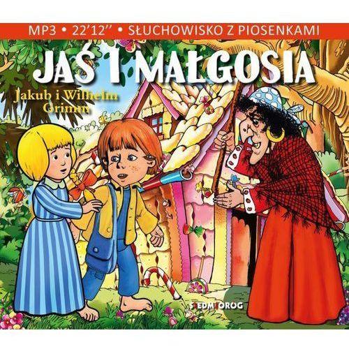 Literatura młodzieżowa, Słuchowisko z piosenkami - Jaś i Małgosia