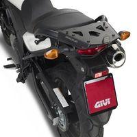 Stelaże motocyklowe, GIVI SRA3101 STELAŻ KUFRA CENTRALNEGO SUZUKI DL 650 V-Strom L2-L3 (11-14)