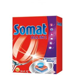 Somat Tabletki All in one Tabs 56 szt.