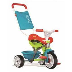 Rowerek trójkołowy Be Move Komfort niebieski. Darmowy odbiór w niemal 100 księgarniach!