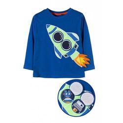 Bluzka chłopięca z aplikacją 3D 1H3544 Oferta ważna tylko do 2019-11-13