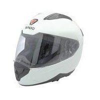 Kaski motocyklowe, Ispido kask integralny raven biały