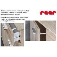 Blokady do szafek i szuflad, Zabezpieczenie szafki i szuflady 3szt REER - 3 sztuki