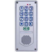 Domofony i wideodomofony, Radbit Panel domofonowy jednorodziny z szyfratorem NOV-BZ-V4