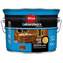 Lakierobejca do drewna Altax palisander 2,5 l