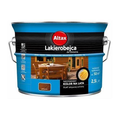 Lakierobejce, Lakierobejca do drewna Altax palisander 2,5 l