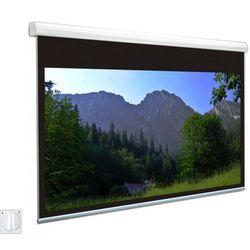 Ekran elektryczny Avers Solaris 350x197cm, 16:9, Silver P