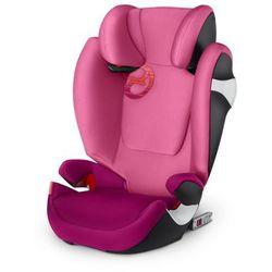 CYBEX fotelik samochodowy Solution M-fix 2018, Passion Pink - BEZPŁATNY ODBIÓR: WROCŁAW!