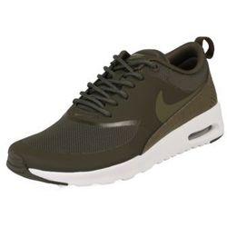 Nike Sportswear AIR MAX THEA Tenisówki i Trampki cargo khaki/medium olive/white