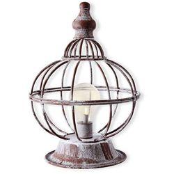 Lampion LED bonprix biały antyczny