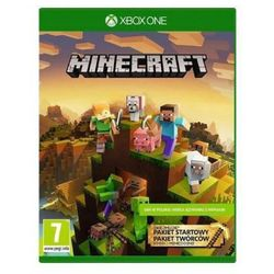 Minecraft Master Pack (Xbox One)
