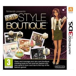 New Style Boutique - Nintendo 3DS - Styl życia