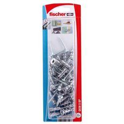 Kołki do g-k Fischer samowiercące metalowe 25 szt.