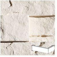 Kamień, STEGU KAMIEŃ DEKORACYJNY PŁYTKA KĄTOWA CAIRO 1 CREAM 10/25x10CM OPK. 0,6MB