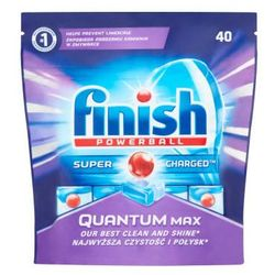 Finish Tabletki do zmywarek Quantum Shine&Protect 40 szt.