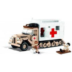 Klocki COBI Small Army - Ford V3000S Maultier Ambulance (2518)