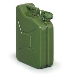 Kanister metalowy blaszany na paliwo 10L