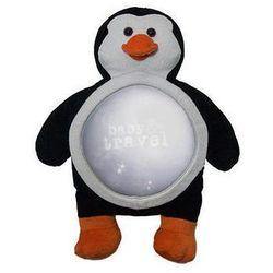 Pluszowe lusterko samochodowe Pingwin LUCA