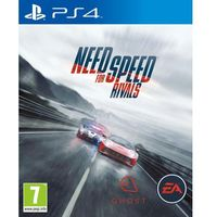 Gry na PS4, Need for Speed Rivals (PS4)