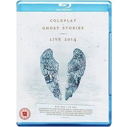 Ghost Stories - Live 2014 [CD/Blu-Ray] (In Blu-Ray Box)