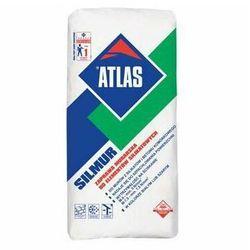Zaprawa murarska do elementów silikatowych ATLAS M-5 szara
