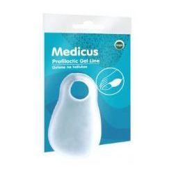 Wkładka medicus-żelowa osłona na halluksa