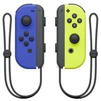 Gamepady, Kontroler NINTENDO Switch Joy-Con Pair Neon Niebieski/Żółty