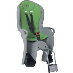 Hamax Kiss siodełko dla dziecka, grey/green Standard 2019 Mocowania fotelików Przy złożeniu zamówienia do godziny 16 ( od Pon. do Pt., wszystkie metody płatności z wyjątkiem przelewu bankowego), wysyłka odbędzie się tego samego dnia.