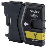 Tusze do drukarek, Brother tusz LC-985Y (yellow) Darmowy odbiór w 19 miastach!