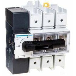 Rozłącznik obciążenia 3P 100A z widoczną przerwą, HAE310 HAGER