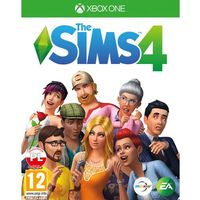 Gry na Xbox One, The Sims 4 (Xbox One)