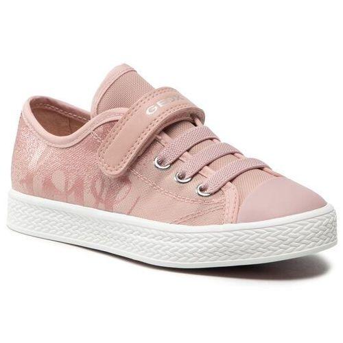 Buty sportowe dla dzieci, Trampki GEOX - J Ciak G. G J1504G 000AN C8011 S Rose