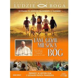 TAM, GDZIE MIESZKA BÓG - film DVD