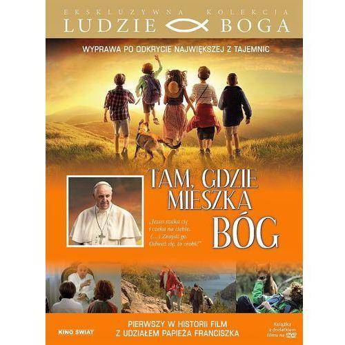Filmy religijne i teologiczne, TAM, GDZIE MIESZKA BÓG - film DVD