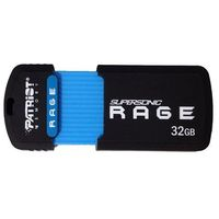 Flashdrive, Pendrive Patriot Memory Supersonic Rage 32GB USB 3.0 PEF32GSRUSB- natychmiastowa wysyłka, ponad 4000 punktów odbioru!