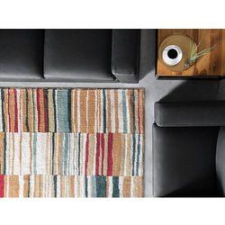 Dywan kolorowy 140 x 200 cm krótkowłosy FATSA