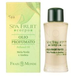 Frais Monde Spa Fruit Green Apple And Amber olejek perfumowany 10 ml dla kobiet